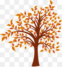 Autumn Tree Trees Autumn Plant PNG Image