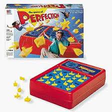 Board Games Hasbro Perfection