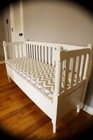 best 25 crib bench ideas on pinterest reuse cribs old cribs