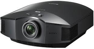 sony vpl hw15 bravia sxrd projector ecoustics