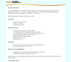 Example Resume Template Beauteous Career Builder Templates Bu Cv Monster