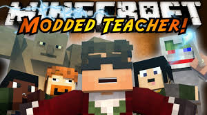 Minecraft Pumpkin Carving Mod 18 by Minecraft Mini Game Modded Teacher Lord Of The Rings Youtube
