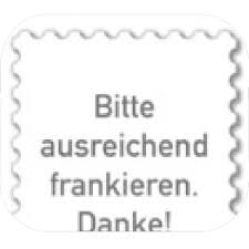 IKEA 5teiliges Set Postkarten KORT BriefmarkenArchitekturMotive