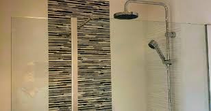 bathroom tiles mosaic border 20m2 rapolano marfil travertine