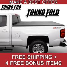 04-08 F-150 F150 Truck Tonno Pro 6.5' S/B Tri Fold Tonneau Bed Cover ...