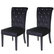 b ware macken und risse sk 3 2x esszimmerstuhl hwc d22 stuhl küchenstuhl nieten samt schwarz schwarze beine