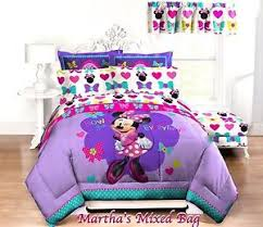 Minnie Mouse Twin Bed In A Bag by 20 Best Set De Camas Images On Pinterest Bath Bed Sets And