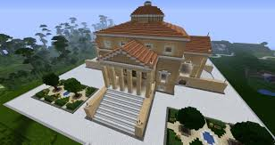 100 Villa Rotonda Minecraft Project
