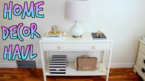 Target 4 Drawer Dresser Instructions by Home Decor Haul Target Tj Maxx U0026 More Youtube