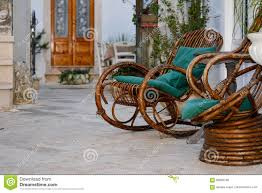 A Wicker Rocking Chair Stock Photo. Image Of House, Seat - 98828780 Italian 1940s Wicker Lounge Chair Att To Casa E Giardino Kay High Rocking By Gloster Fniture Stylepark Natural Rattan Rocking Chair Vintage Style Amazoncouk Kitchen Best Way For Your Relaxing Using Wicker Sf180515i1roh Noordwolde Bent Rattan Design Sold Mid Century Modern Franco Albini Klara With Cane Back Hivemoderncom Yamakawa Bamboo 1960s 86256 In Bamboo And Design Market Laze Outdoor Roda