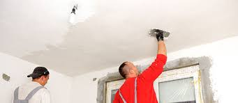 Skip Trowel Ceiling Pictures by How To Remove A Stucco Popcorn Ceiling And Update Your Home