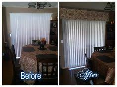 Menards Traverse Curtain Rods by How To Hang Curtains With Vertical Blinds Window Hang Curtains