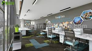 100 Architectural Design Office Innovative 3D Interior By Yantram
