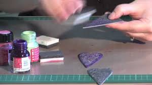 Viva Decor Inka Gold Dried Out by Scrap It Tv Stamping With Viva Decor Ferro Texture Paste Youtube