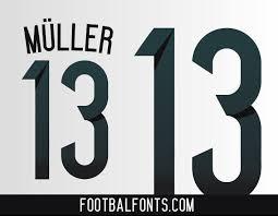 Adidas World Cup Font 2014 TTF & Vector Football Fonts