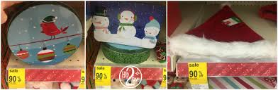 Walgreens Tabletop Christmas Trees by Walgreens Holiday Clearance Now 90 Off U2013 Hip2save