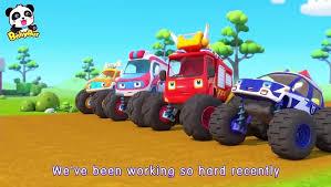 100 Truck Songs Monster Cars Beach Vacation Monster Song Nursery Rhymes