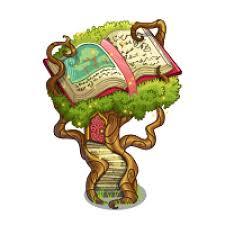 Image Fairy Tale Tree Icon