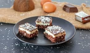 bounty kuchen blechkuchen mit kokos
