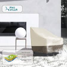 PHI VILLA Patio Lounge Chair/Club Chair Cover Durable ... Best Of Outdoor Fniture Covers Waterproof Emedicanacom Chair Cover 300d Oxford Polyester For Lounge Wicker Fireproof Uv Block Office Chaise For Kmart Electric Target Chairs Hom Eaging Inflatable Bag Adult Ostrich Beach With Canopy Top 10 Hold 120kg Color Style1 Zaq Camping Lweight Modway Harmony Armless Alinum Patio In White With Cushions Buy Lounges Online At Overstock Our Lake Bean Bag Home Lounger And Resin Loungers Bulk Seat Cushion Pvc Pouf Knitted Sofa Whosale