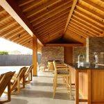 Interior Decorating Blogs Australia by Superb Outdoor Wood Bar Top Ideas Rustic Outdoor Bar Table