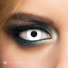 White Out Chromaview Fashion Contact Lens EMP