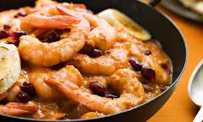 gambas all you can eat mit vor und nachspeise bei mandira bis zu 74 sparen