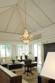 Vibrant Chandelier For High Ceiling Family Room Home Design Ideas Living Dining