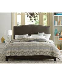 Macys Headboards Only cory upholstered bedroom furniture collection furniture macy u0027s