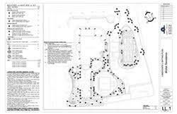 Landscape Lighting Design And Fixture Layout Plan