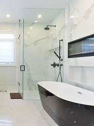 begehbare dusche trend und hingucker im badezimmer westwing