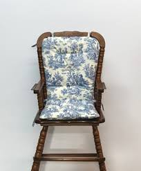 High Chair Cushion For Wooden High Chairs, Custom Made ...