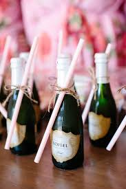 Decorative Wine Bottles Ideas by Best 20 Mini Champagne Bottles Ideas On Pinterest Mini