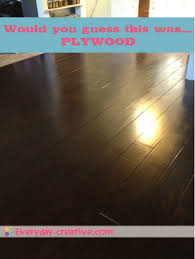 Varathane Floor Finish High Traffic Formula by Plywood Plank Flooring Part 2 An Update Of The Finished Product