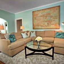 Teal Living Room Walls by Teal And Tan Living Room And Living Room Teal On Pinterest Teal