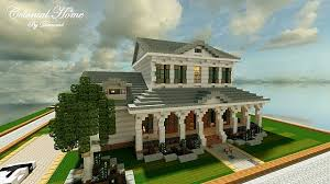 Neoclassical House Neoclassical House Tcs Application Minecraft Map