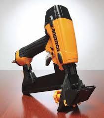 Flooring Nailer Vs Stapler by Bostitch Ehf1838k Engineered Hardwood Flooring Stapler Power