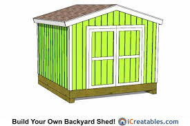 Best 25 10x10 shed plans ideas on Pinterest