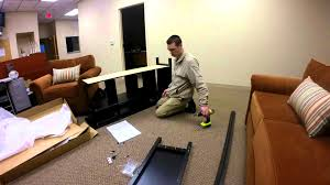Lack Sofa Table Hack by Furniture Beautiful Building Ikea Hemnes Sofa Table Time Lapse