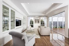 100 Bright Home Theater Open Bright And Full Of White In The Cambridge Domain By