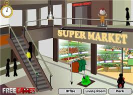 stickman death shopping mall action games oogames com free online