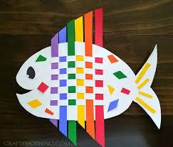 Coloured Craft Paper Design