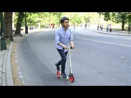 Kick Scooter Commuters A Fun Ride Even For Adults