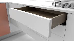 Salice Italy Cabinet Hinges by Drawer Runners With Push To Open And Soft Close By Salice Ap Uni