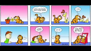 Garfields Halloween Adventure Book by Complete Garfield Comic Strips 1981 Youtube