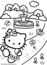 View Source Image Hello Kitty ColoringColoring SheetsColoring