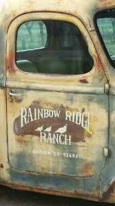 Pin By Sue Gunderman On Old Truck Door Signs | Pinterest | Trucks ...