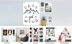 GoodHangups Turns Your Wall Into A Magnet Board And Is Perfect For Hanging Posters Prints Photos Cards Much More They Are Removable Reusable