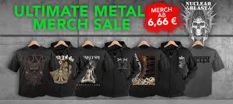 no 1 heavy metal shop metal shirts t shirts cds vinyl