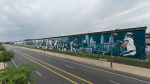 Philly Mural Arts Events by Philadelphia Mural Arts Program Teams Up With The Eagles For New